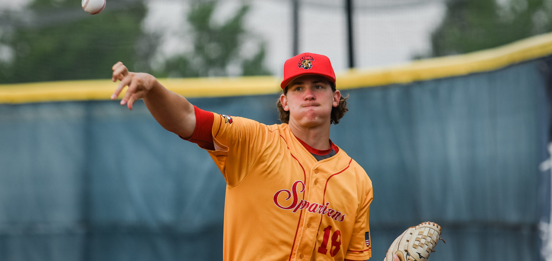 Spartans Pitching Leads to 3-1 Win over Salt Cats