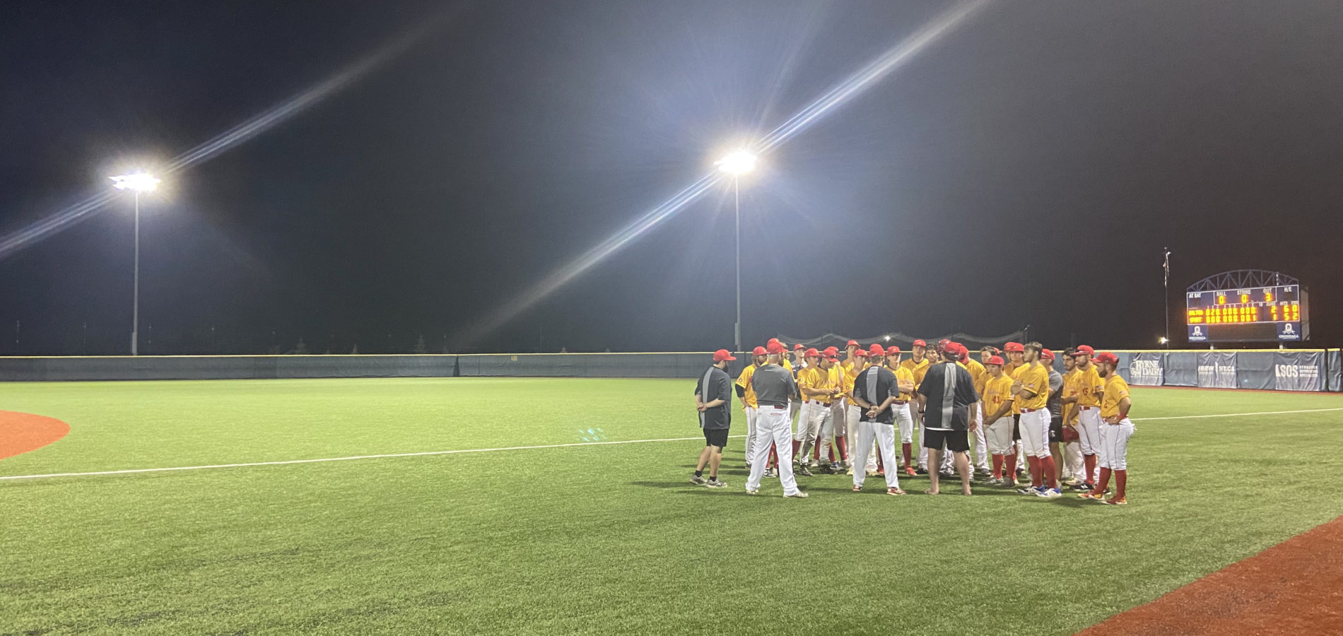 Spartans Season Ends with NYCBL Wildcard Loss to Salt Cats